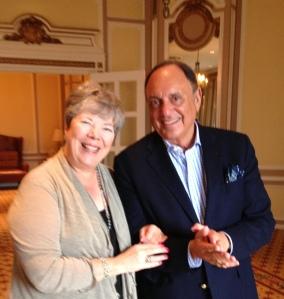 Deborah Casey, President of Canadian Decorators Association