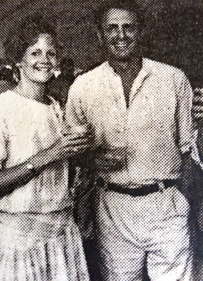 Flash Back Joe & Barbara Ruggiero Southhampton