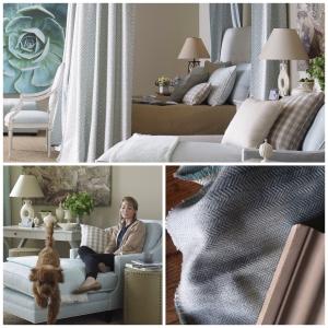 "New color ""Mist"" Provides a calm, serene retreat."