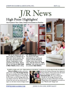 JPEG May Newsletter
