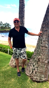 Joe Beach on Maui, Hawaii