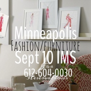 Looking forward to seeing you in Minneapolis on Sept 10th.