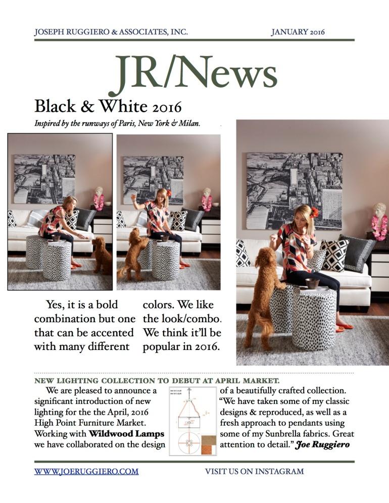 Jan Newsletter 2016