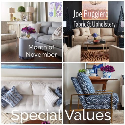Joe Ruggiero Special Sale Event
