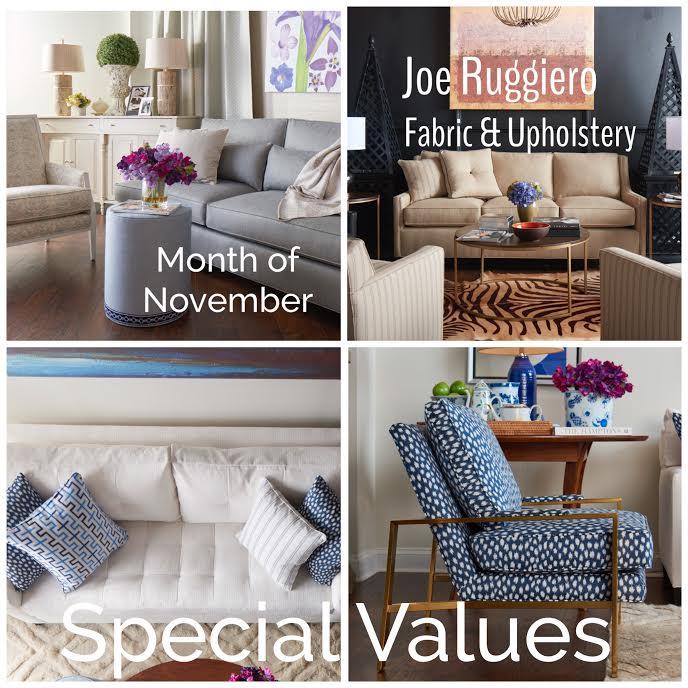 Joe Ruggiero Special Sale Event